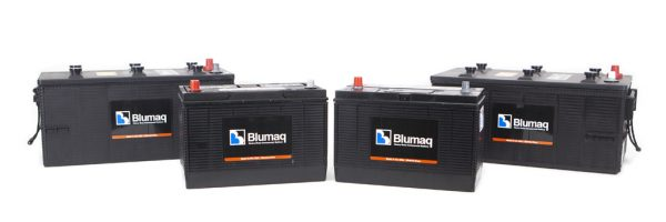 Blumaq batteries and electrical parts