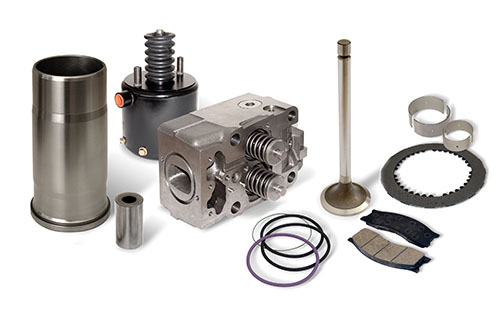 Volvo replacement parts, fast delivery and quality spare parts