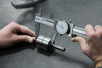 Blumaq quality spare parts