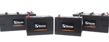 Batteries et composants électriques Blumaq