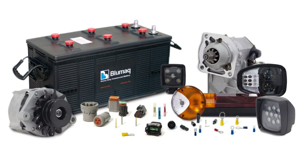 pieces electriques blumaq