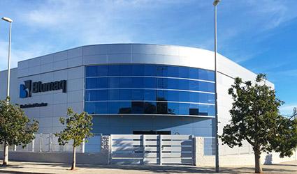 centro técnico de vanguardia Blumaq