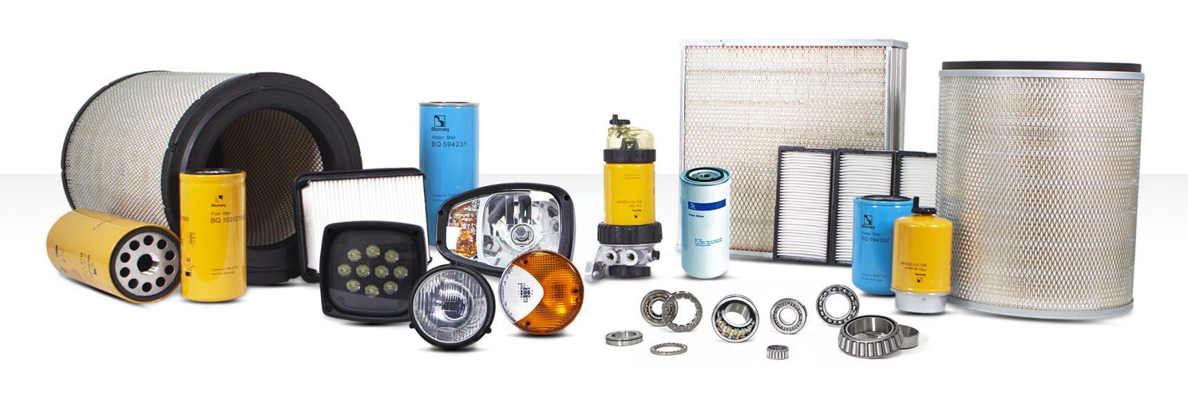 Piese de schimb Volvo pentru utilaje de lucrări publice și minerit
