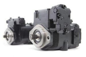 Blumaq detine o gama larga de pompe hidraulice in stoc