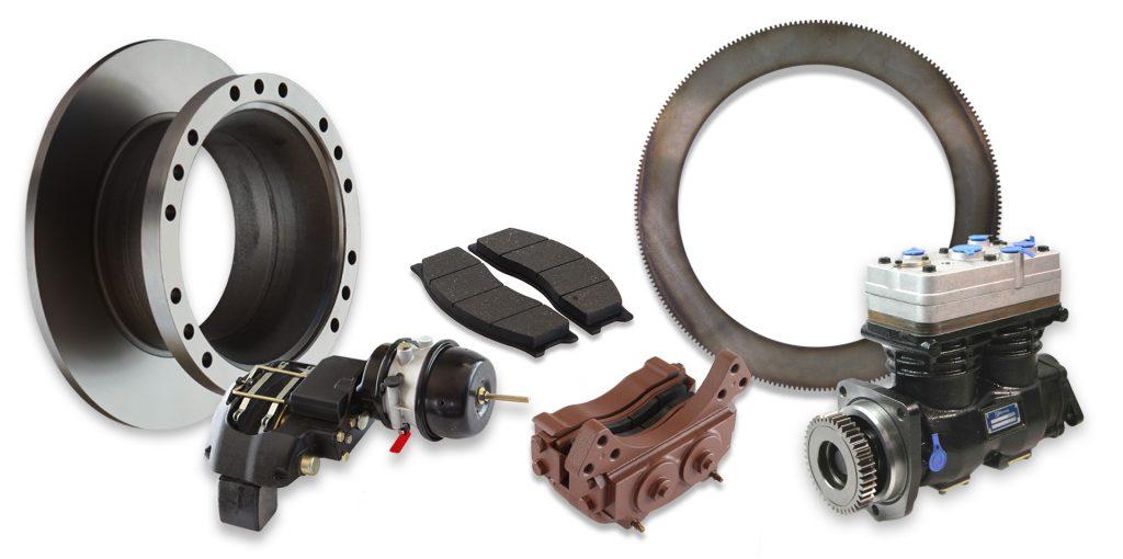 Blumaq brake components