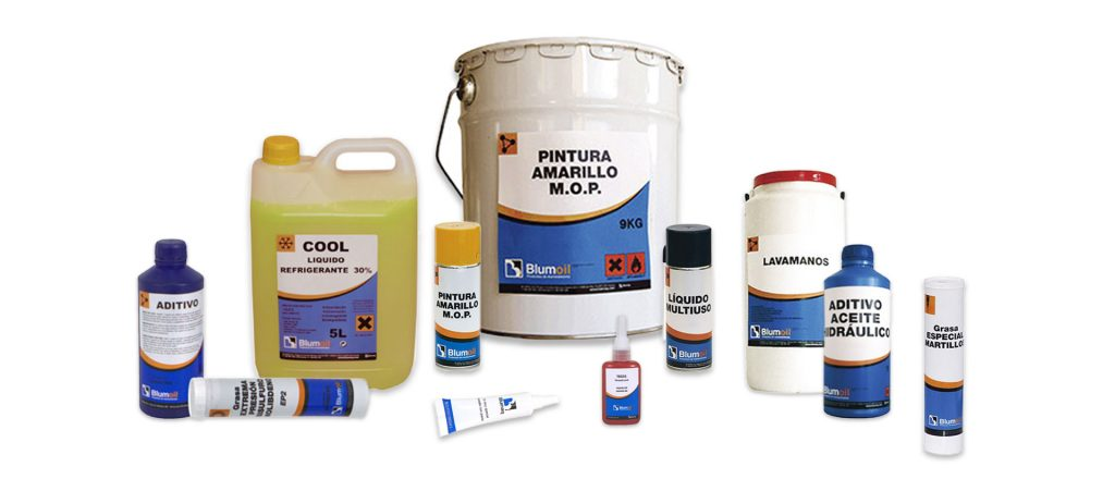 Blumaq maintenance products
